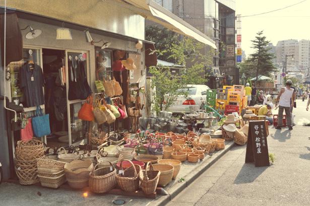 Near by Yanaka-Ginza