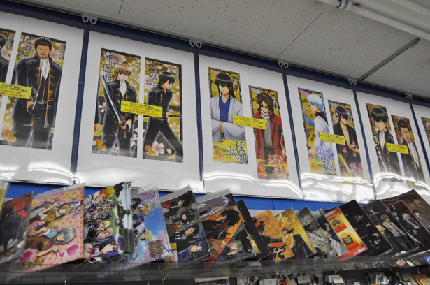 Gintama in Animate