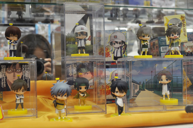 The Prince of Tennis in Animate
