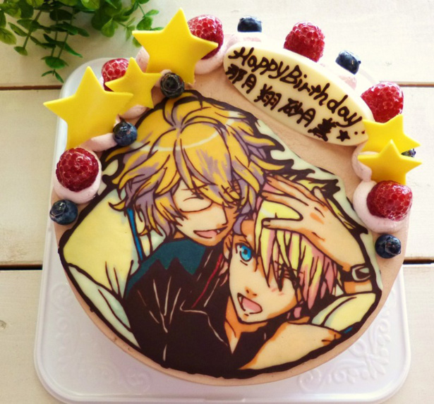 Utapri Cake