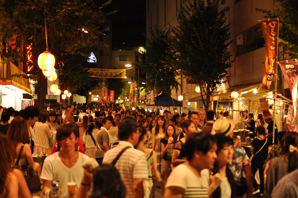 Azabu-Juban summer night festival