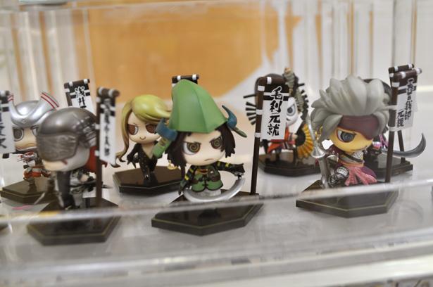 Petit Sengoku BASARA figures