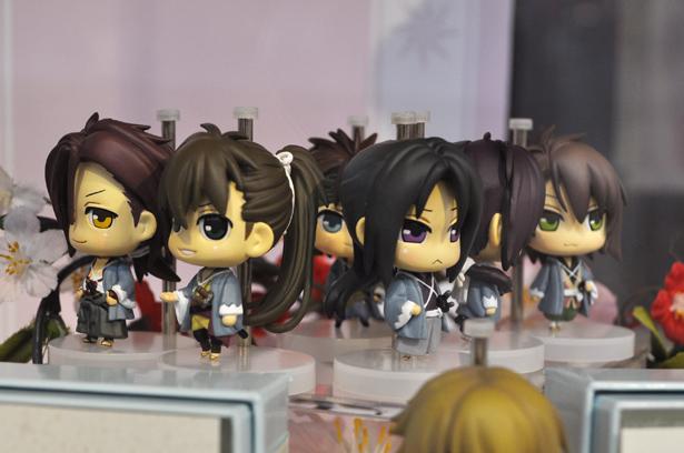 Hakuoki figures