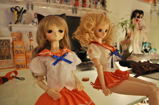 Danny's dolls