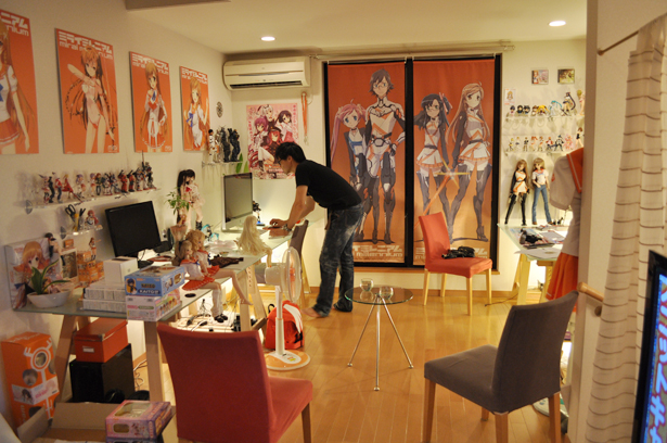 Danny Choo's office