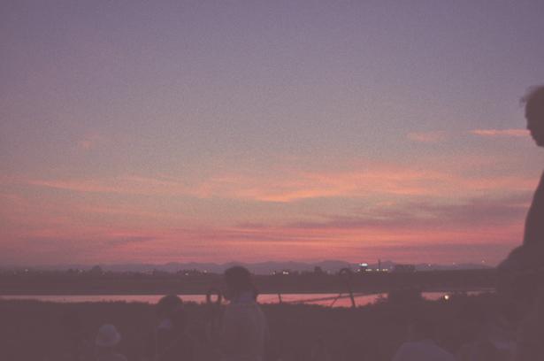 Sky in Nagaoka