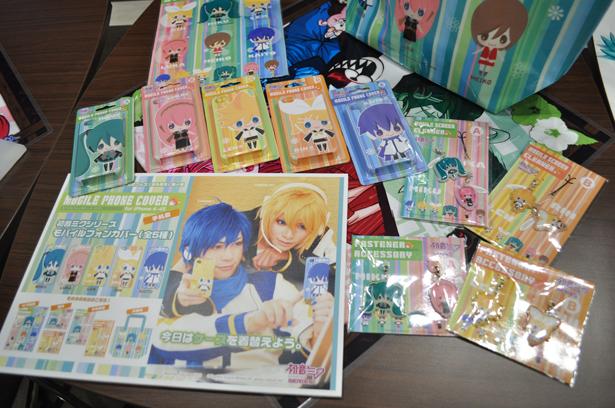 Vocaloid goods