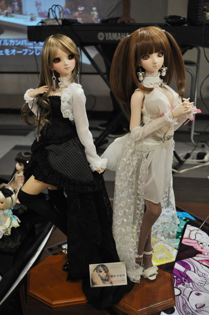 Dolls at Culture Japan Night Tokyo Summer 2012
