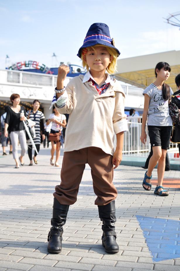 Sho cosplay