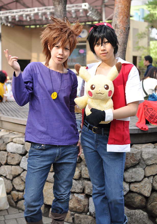 Pkemon cosplay