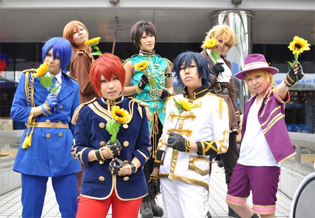 Uta no Prince-sama cosplay