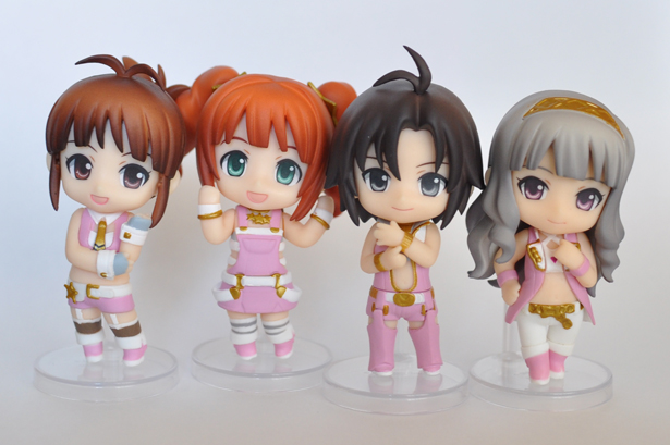 THE IDOL M@STER nendoroid