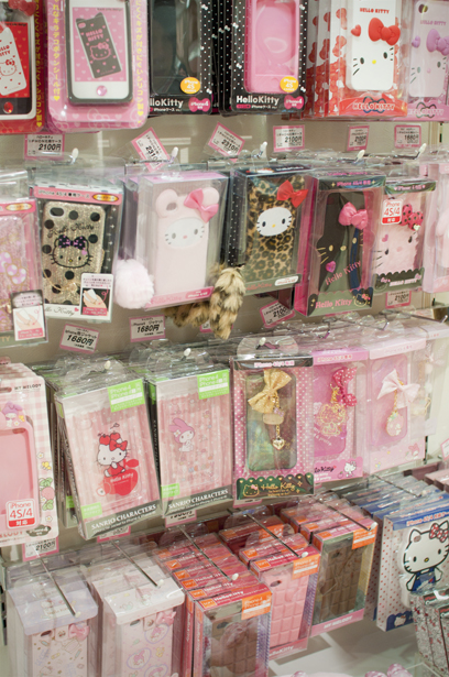 Sanrio iPhone cases