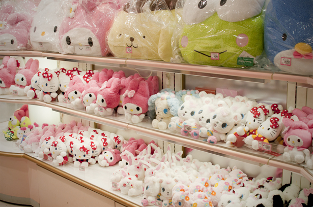 Sanrio goods shop