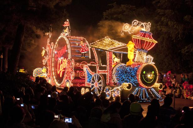 Tokyo Disneyland Electrical Parade Dreamlights