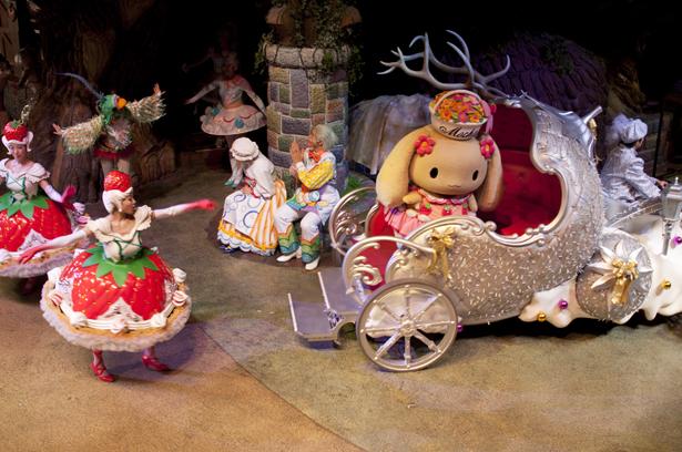 Sanrio Puroland parade