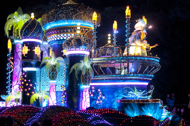 Tokyo Disneyland Electrical Parade Dreamlights