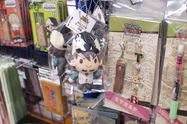 Tiger&Bunny goods
