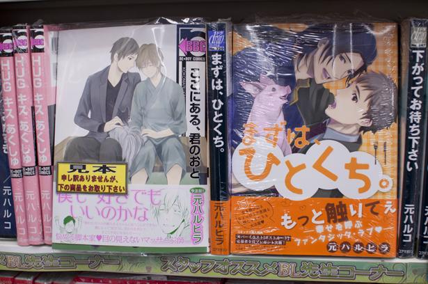 Yaoi manga