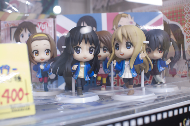 K-On! Nendoroid Petit
