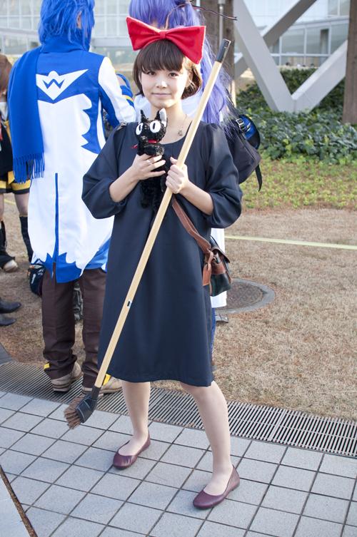 Kiki cosplay