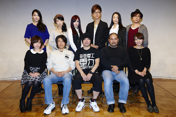 casts and directors of anime Knights of Sidonia